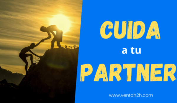 Cuida de tu partner de venta